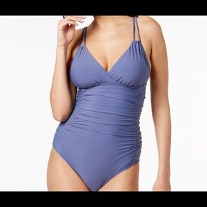 Calvin Klein's  tommy control swimsuit.